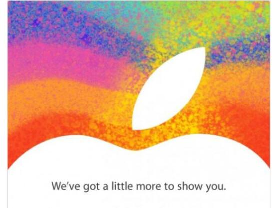 Apple-Einladung für den 23. Oktober: Nun dürfte kein Zweifel mehr daran bestehen, dass Apple sein iPad mini zu diesem Termin vorstellen wird.