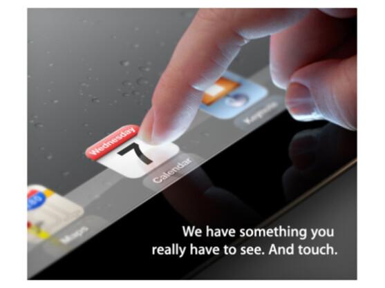 In rund 24 Stunden enthüllt Apple sein neues iPad.