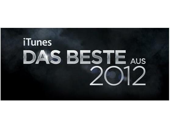 Apple präsentiert die besten iOS-Apps aus 2012.