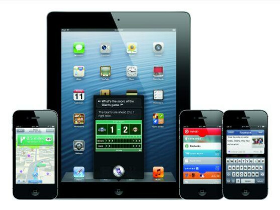 Apples iOS 6 bietet unter anderem eine neue Karten-App und eine verbesserte Siri-Sprachsteuerung.