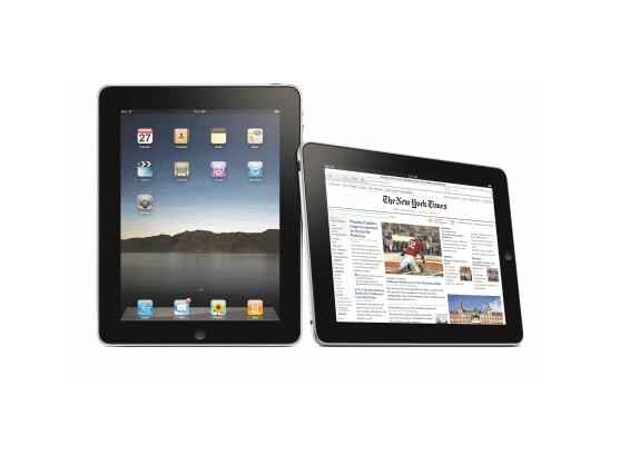 Apples iPad löste 2010 den Trend zum Tablet-PC aus.