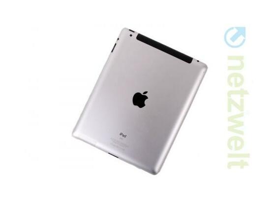 Von außen ist kein Unterschied zwischen den iPad 2-Varianten mit unterschiedlichen Prozessoren zu erkennen.
