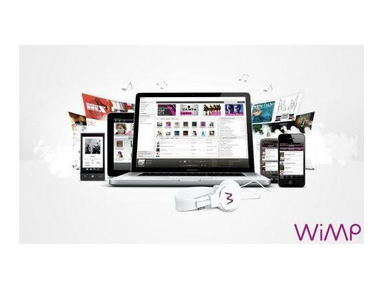 Das Besondere an dem Musikstreaming-Dienst WiMP sind die redaktionell erstellten Empfehlungen.