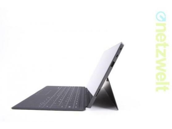 Nicht besonders beliebt: Microsoft Surface.