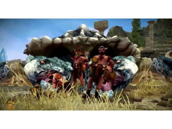 In Brazen gehen Spieler zu viert auf Monsterhatz.