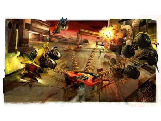 Carmageddon: Reincarnation soll sich genauso spielen lassen wie das Ursprungsgame.