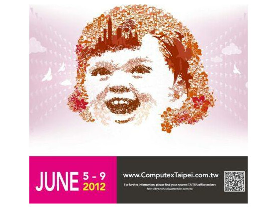 Die Computex findet vom 5. bis zum 9. Juni in Taipeh statt.