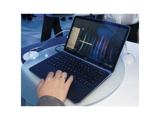 Das Dell XPS 13 ist das erste Ultrabook des US-Herstellers.