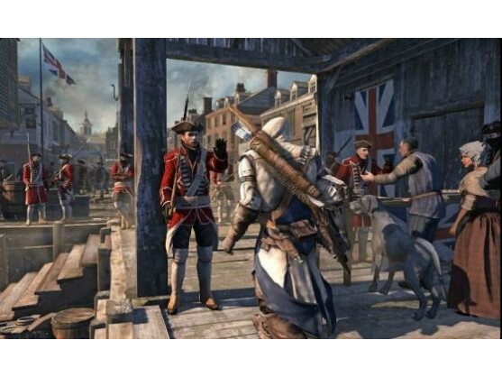 Weitere Details zum Assassin's Creed 3 Mehrspieler wurden unfreiwillig gelüftet.