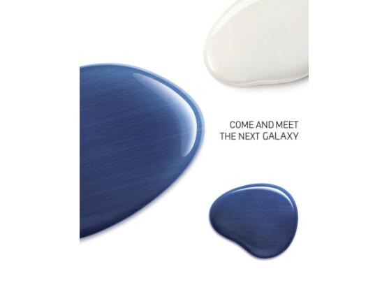 Drei Blasen und ein Satz. Viel verrät Samsung in seiner Einladung über das Galaxy S3 nicht.