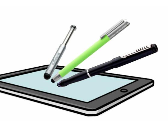 Wer will, kann auch direkt auf einem Tablet schreiben.