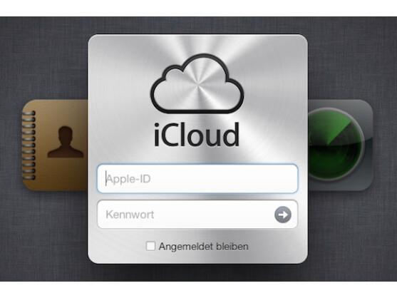 Der E-Mail-Empfang und -Versand über iCloud unterliegt zahlreichen Beschränkungen.