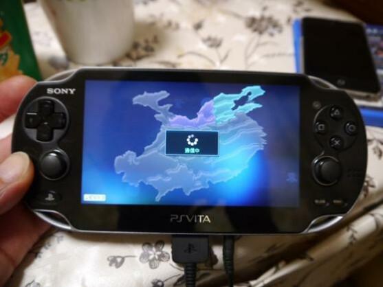 Eingefrorener Bildschirm: Sony hatte seine Probleme zum Marktstart seines Handhelds PS Vita. Jetzt werden Vorfälle untersucht, bei denen die Konsole durchbrannte.