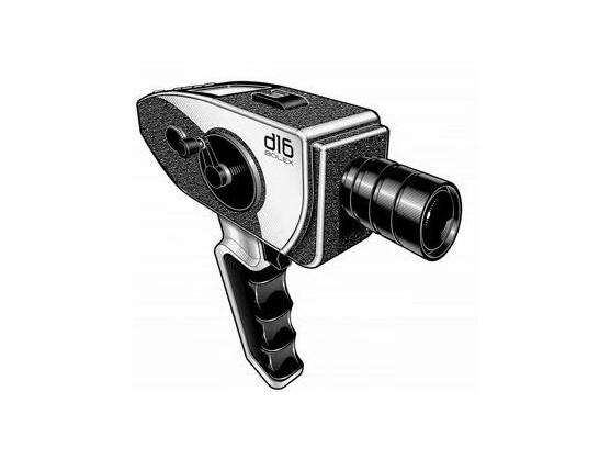 So soll die erste Serie der digitalen Kino-Kamera Digital Bolex aussehen.