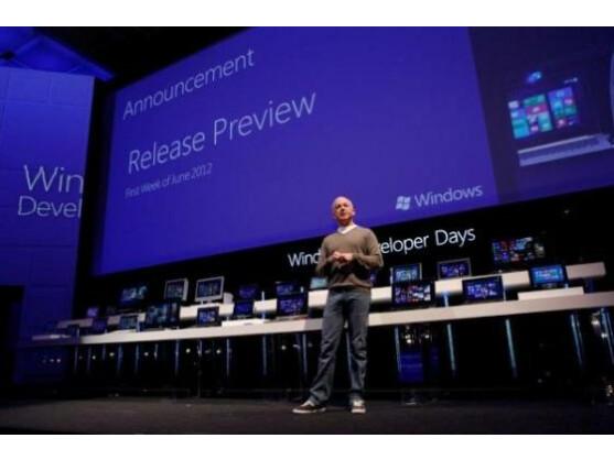 In der ersten Juniwoche soll eine Release Previewvon Windows 8 erscheinen.