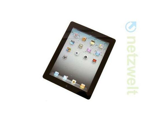 Das iPad 3 verfügt im Unterschied zum hier abgebildeten iPad 2 höchstwahrscheinlich über ein Retina-Display.