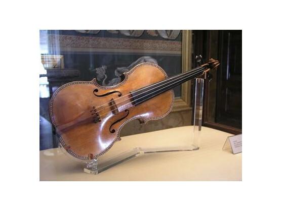 Gilt noch immer als die beste Geige: die Stradivari.