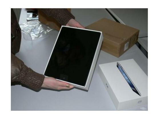 Glück gehabt: Eine US-Kundin bestellte und bezahlte ein iPad, bekam aber kostenlos noch vier weitere von Best Buy zugeschickt.