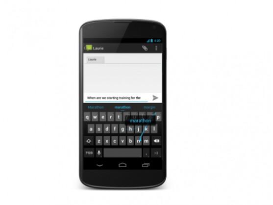 Google enthüllt mit LG zusammen das LG Nexus 4.