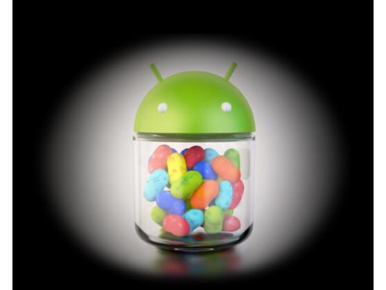 Google präsentiert Android 4.2 alias Jelly Bean.