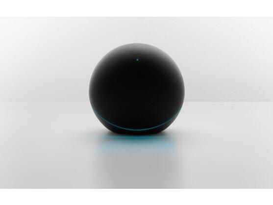 Google präsentiert mit dem Nexus Q einen futuristischen Media Player.