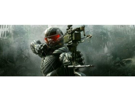Der Kompositbogen ist das neue Markenzeichen von Prophet bei Crysis 3.