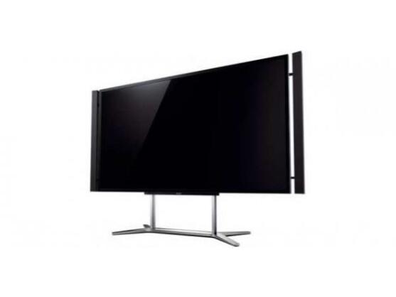 Hohe Auflösung, noch sehr teuer: Der 4K-Fernseher KD-84X9005 von Sony soll um die 20.000 Euro kosten.