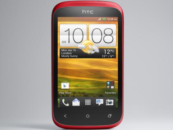 Das HTC Desire C ist ab Juni in Deutschland erhältlich.