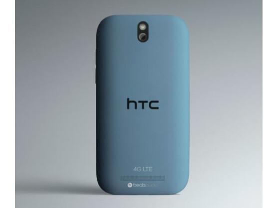 Das HTC One SV soll ab Januar 2013 in Deutschland erhältlich sein.