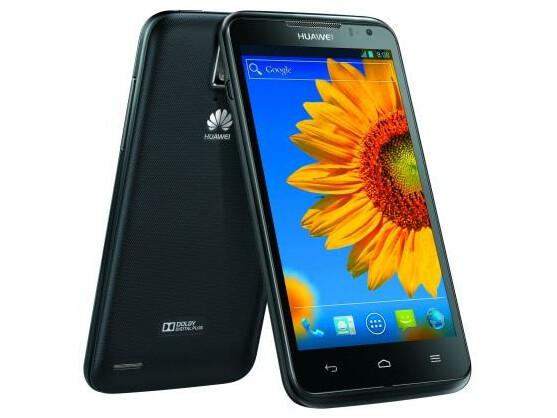 Das Huawei Ascend D1 Quad XL ist ab sofort erhältlich.