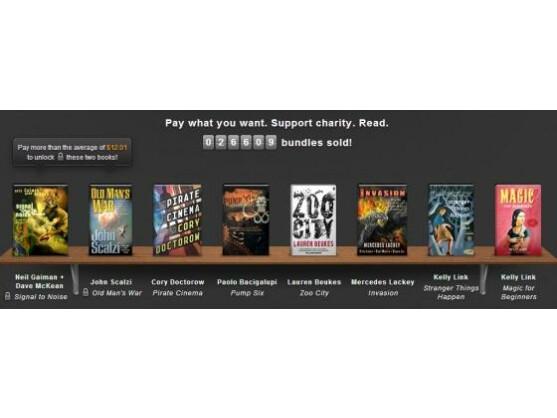 Im Humble E-Book Bundle sind insgesamt acht Bücher enthalten.