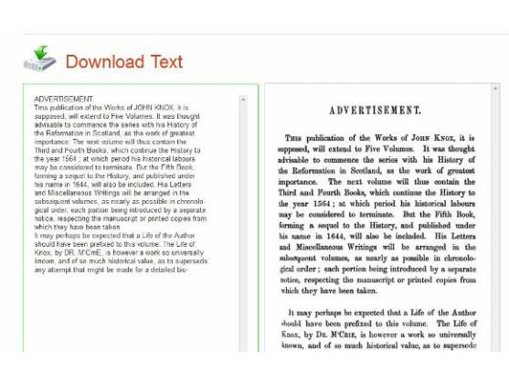 i2OCR verwandelt Bilder in editierbaren Text - und zwar direkt im Browser.