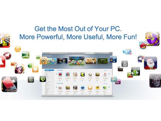 Intel spielt mit dem AppUp Program im lukrativen Markt für Mini-Anwendungen mit.