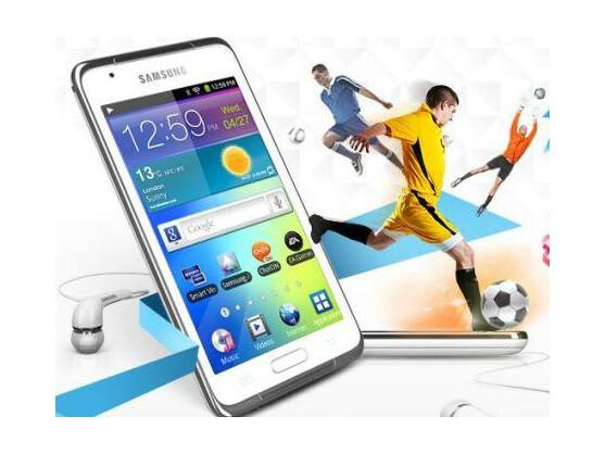 Der internetfähige Mediaplayer Samsung Galaxy S Wifi 4.2 ermöglicht unter anderem Musikhören, Spielen und Fernsehen.