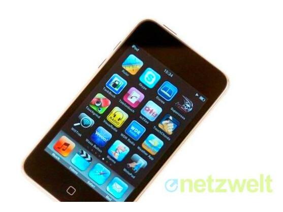 Wird der iPod touch rundum erneuert?