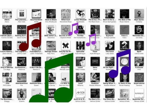 iTunes kann jedes beliebige Lied in einen Klingelton umwandeln.