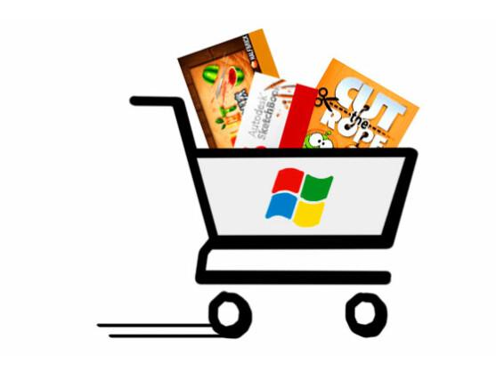 Der Windows Store hat eine Vielzahl von Apps für Tablets und PCs zu bieten.