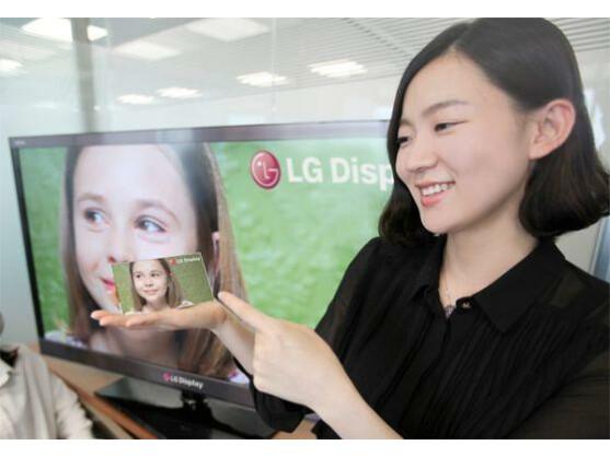 LG hat nach eigenen Angaben das Smartphone-Display mit der bislang höchsten Auflösung vorgestellt.