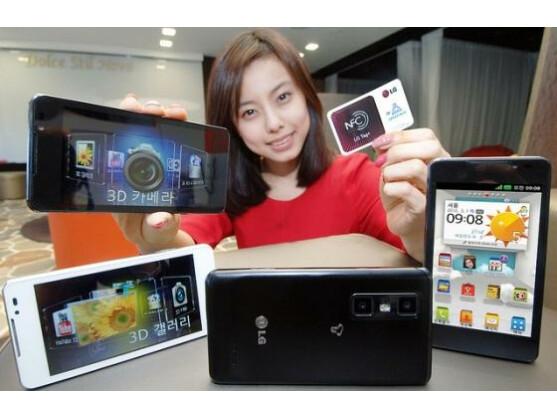LG bringt mit dem LG Optimus 3D Max die zweite Generation seines 3D-Handys auf den deutschen Markt.