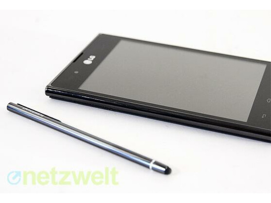Das LG Optimus Vu will dem Samsung Galaxy Note II Konkurrenz machen.