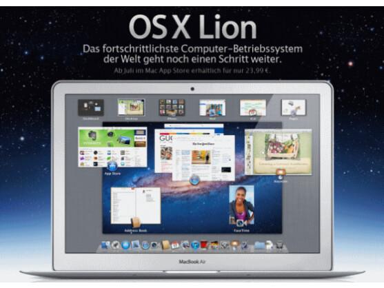 Mac OS X Lion: In FileVault gibt es offenbar eine Sicherheitslücke.