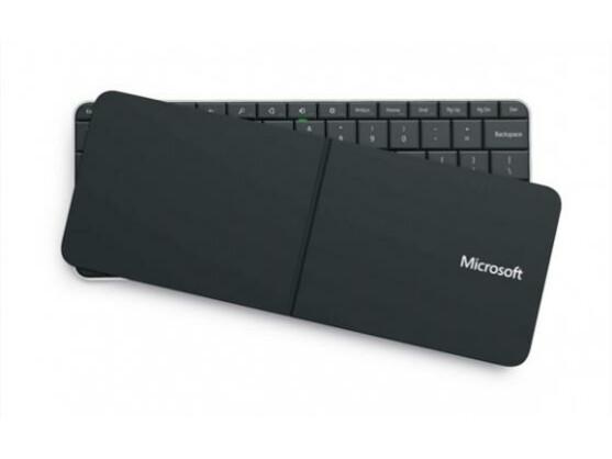 Microsoft hat neues Zubehör für Windows 8-Tablets vorgestellt.