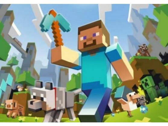 Minecraft ist das erfolgreichste Indie-Spiel aller Zeiten.