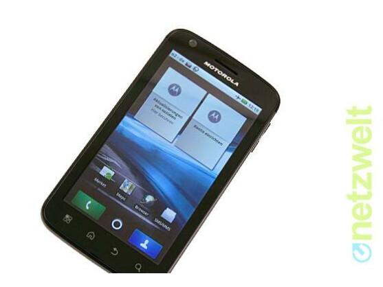 Das Motorola Atrix erhält kein Update auf Android 4.0.