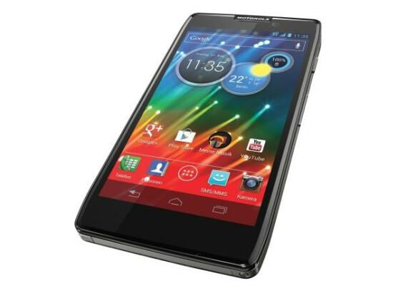 Motorola verkauft ab Oktober das neue Razr HD in Deutschland.