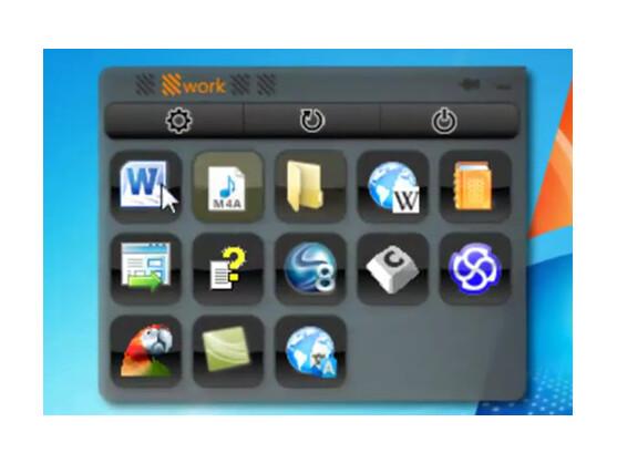 MouseExtender hilft, Nutzern den Überblick über ihren Desktop zu behalten.