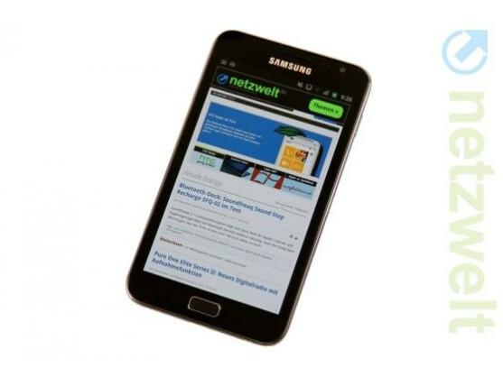 Der Nachfolger des Galaxy Note soll Gerüchten zufolge im Oktober erscheinen.