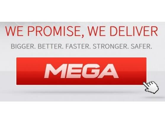 Mega hat eine neue Domain Mega.co.nz.