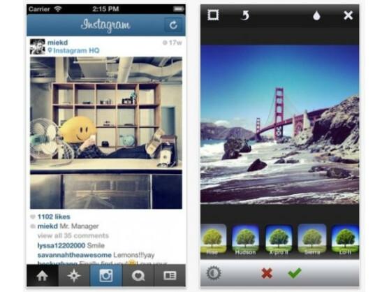 Neben neuen altenNutzungsbedingungensteht auch ein Update für die Instagram-Apps bereit.