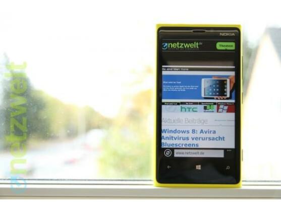 Das Nokia Lumia 920 gibt es nun ab sofort auch bei der Deutschen Telekom.